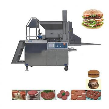 Convenient Installation Disposable Paper Lunch Box Making Machine Hot Dog Cartons Erect Machine
