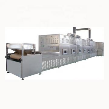 Commerical Microwave Mesh Belt Drying Dryer Machine with Sterilization for Food/Fruit/Vegetable/Chemical/Health Care Products