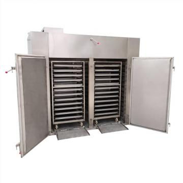 Industrial Vegetable Fruit Multi Layers Hot Air Dryer