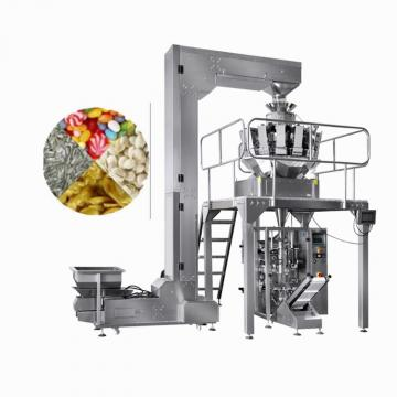 Fully Automatic Multihead Weigher Filling Beans Corn Seed Canned Food Canning Weighing Food Packaging Machine