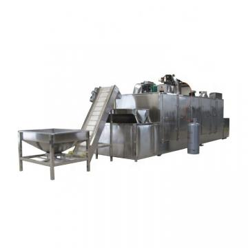 Industrial Hot Air Single-Layer Belt Dryer for Granules Materials