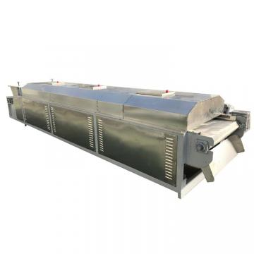 Continuous Mesh Belt Hemp Dryer Food Drying Machine