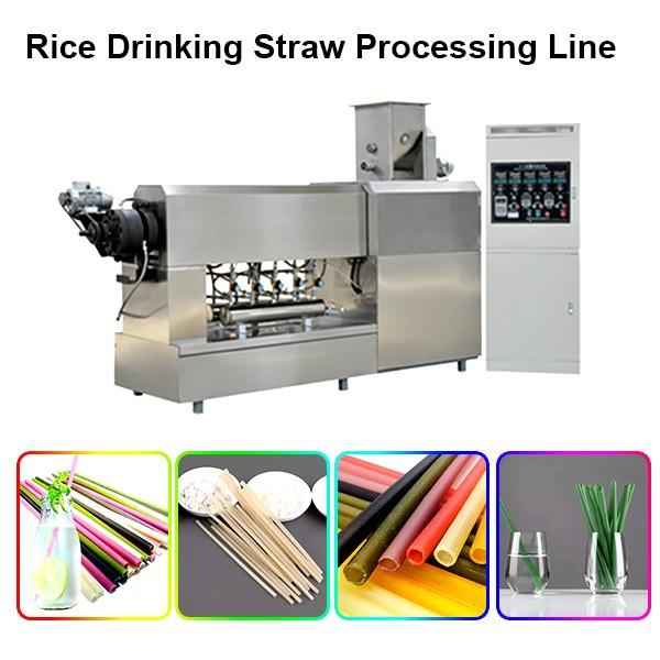 Biodegradable drinking paper straw making machine #1 image