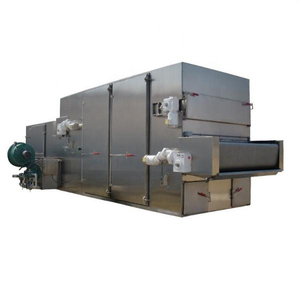 Continuous Veneer Dryer Machine for Plywood Making #2 image